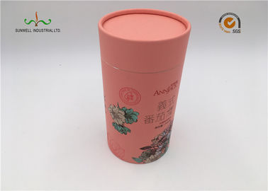Fancy custom design wine ,soap bar,tea ,spices container Lip gloss ,lipstick cardboard paper  tube packaging
